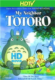Tonari No Totoro - Hng Xm Ti L Totoro (Studio Ghibli - 1988)