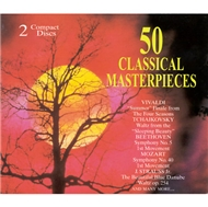 50 Classical Masterpieces (CD2)