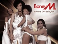 BONEY M _ Rivers of babylon