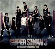 Super Show 3 (The 3rd Asia Tour 2011 Performances)