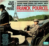 Our Man In Paris (1966) - Franck Pourcel