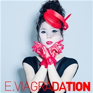 E.Viagradation Part.1 (Black & Red) (Mini Album 2012)