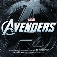 The Avengers OST 2012