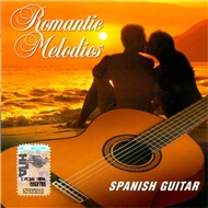 Romantic Melodies Spanish Guitar