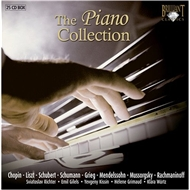 The Piano Collection (CD16)
