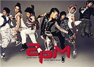 2PM - Hottest Time of The Day (Debut Single 2008)