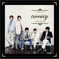 Twenty (2nd Japanese Album 2012)