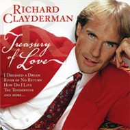 Richard Clayderman -Treasury Of Love (2003)