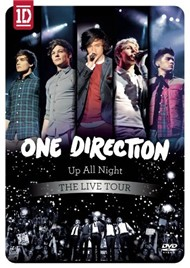 Up All Night: The Live Tour (DVD MP3 2012)