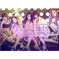 Wonder Party  (5th Mini Album 2012)