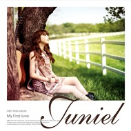 My First June (1st Mini Album - 2012)