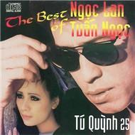 The Best Of Ngọc Lan & Tuấn Ngọc (Tú Quỳnh 25) - Tuấn Ngọc