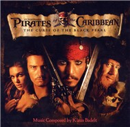 Pirates Of The Caribbean - The Curse Of The Black Pearl OST