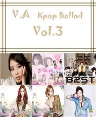 kpop ballad vol.3 - v.a
