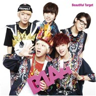 Beautiful Target (Debut Japanese Single - Limited Edition B 2012)