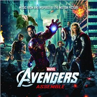 The Avengers Assemble OST (2012)