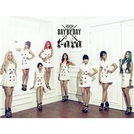 Day By Day (6th Mini Album 2012) - T-ara