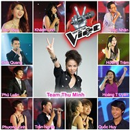 Ging Ht Vit 2012 (Team Thu Minh)