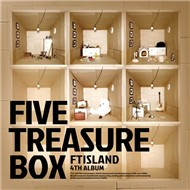 Five Treasure Box (4th Album 2012)