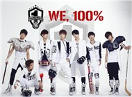 We, 100% (1st Single 2012)