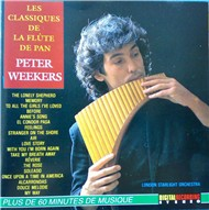 The Golden Pan Flute (1987) - Peter Weekers