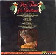 Pan Flute for Christmas (1987) - Peter Weekers