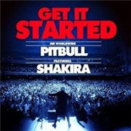 Get It Started (Single 2012)