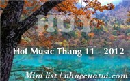 Vietnamese Music Collection - Tháng 11 (2012)
