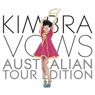 Vows (Australian Tour Edition 2012)