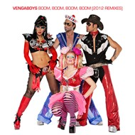 Boom Boom Boom Boom (Remixes 2012)