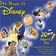 The Magic Of Disney: 20 Superstar Hits (2002)