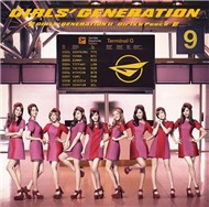 Girls' Generation II - Girls & Peace (2nd Japanese Album 2012)