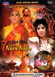 7 Con Yu Nhn Nhn (DVD Ci Lng)