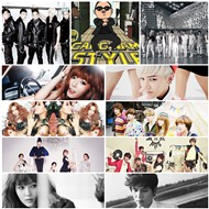 Top 100 K-pop Songs 2012