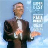 Super Best 21 No.1 - Paul Mauriat