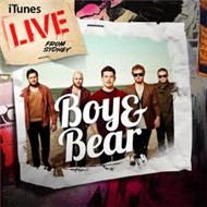iTunes Live From Sydney (EP 2011)