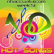 Top 10 Hot Songs (Week 51/2012)