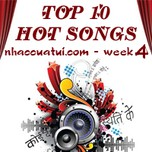Top 10 Hot Songs (Week 04/2013)