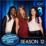 American Idol: Top 3 Season 12 (Single 2013)