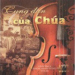 """Album Thánh Ca Vol.6 - """"Cung Đàn Của Chúa"""" của nhạc sĩ Simon Phan Hùng."""