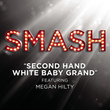 Second Hand White Baby Grand (Smash Cast Version)