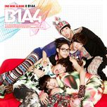 It B1A4 (2nd Mini Album)