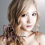 Leave Alone (Single)