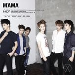 MAMA (1st Mini Album)