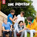 Live While We're Young (Single)
