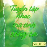 Tuyệt Phẩm Song Ca Nhạc Trữ Tình (Vol 2 - 2013)