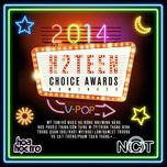 H2Teen Choice Awards 2014 - Vpop - V.A